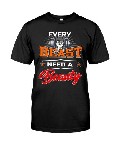 Every Beast Need A Beauty