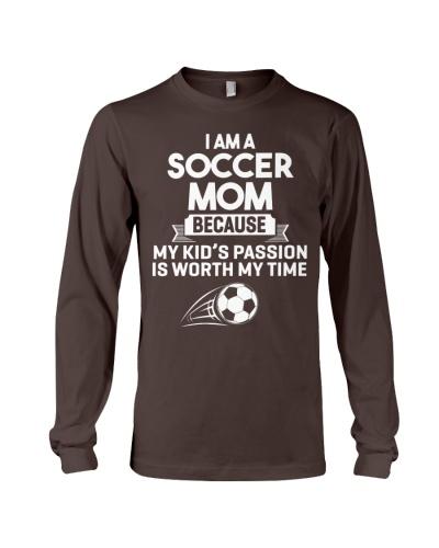 Soccer Mom Because My Kid's