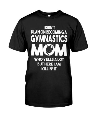 Plan On Becoming A Gymnastics Mom