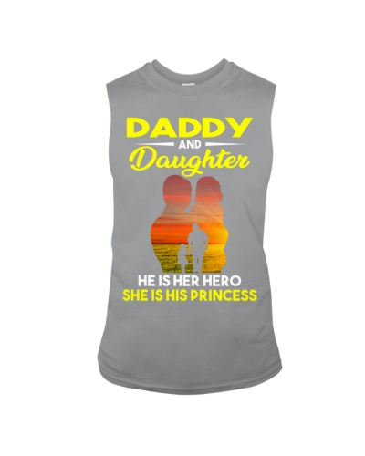Daddy Is Hero And Daughter Is Princess