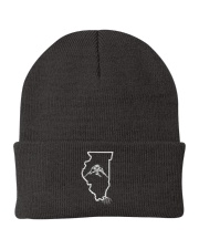 Wrestling Illinois State Roots Knit Beanie tile