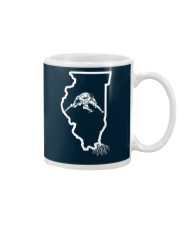 Wrestling Illinois State Roots Mug thumbnail