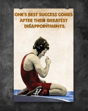 Wrestling Success Comes Poster 11x17 Poster aos-poster-portrait-11x17-lifestyle-12