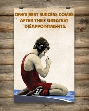 Wrestling Success Comes Poster 11x17 Poster aos-poster-portrait-11x17-lifestyle-14