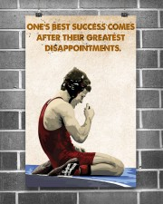 Wrestling Success Comes Poster 11x17 Poster aos-poster-portrait-11x17-lifestyle-18