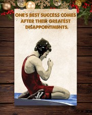 Wrestling Success Comes Poster 11x17 Poster aos-poster-portrait-11x17-lifestyle-22