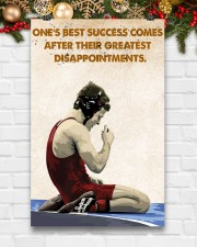 Wrestling Success Comes Poster 11x17 Poster aos-poster-portrait-11x17-lifestyle-23