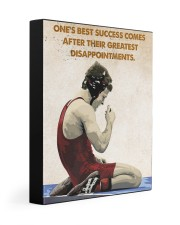 Wrestling Success Comes Poster 11x14 Gallery Wrapped Canvas Prints thumbnail