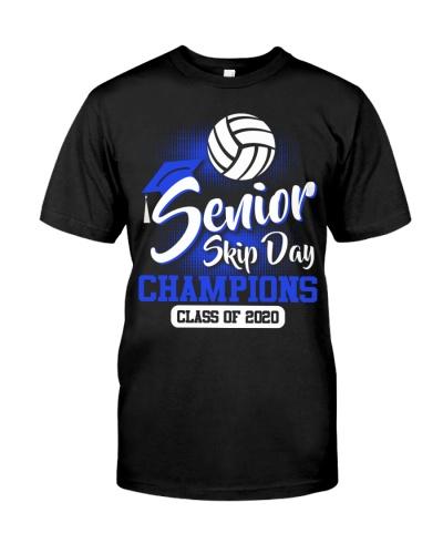 Volleyball-senior 2020 Skip Day Blue