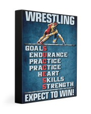 Wrestling Success Canvas Gallery Wrapped Canvas Prints tile