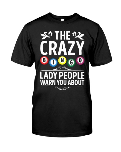 The Crazy Bingo Lady