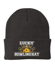 Lucky Bowling Hat Knit Beanie thumbnail