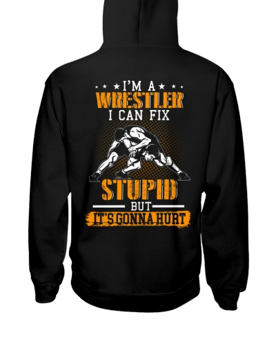 Wrestler I Can Fix Stupid