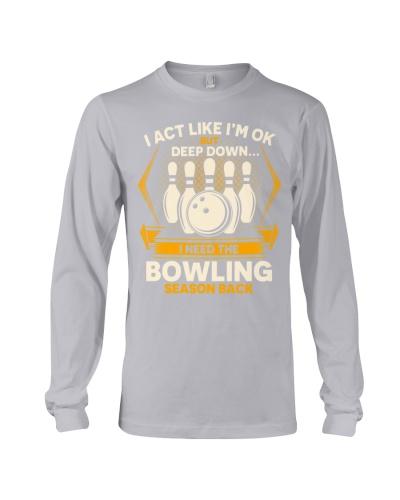 Bowling Season Back