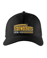 Ironworker Local 433 Embroidered Hat front