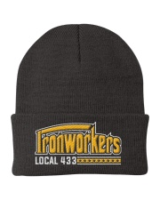 Ironworker Local 433 Knit Beanie thumbnail