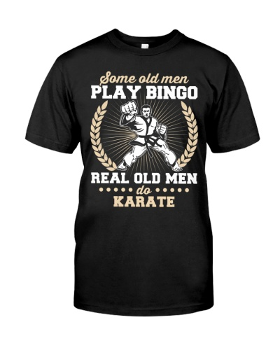 Old Man Karate