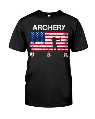 American Flag Archery