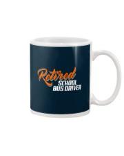 Retired School Bus Driver Mug thumbnail