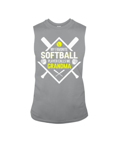 Softball Player Calls Me Grandma
