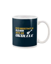 Old Man With An Ukulele Mug thumbnail