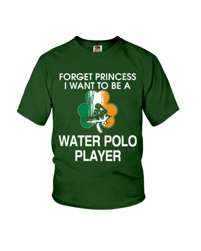 Forget Princess I Want To Be A Water Polo Player