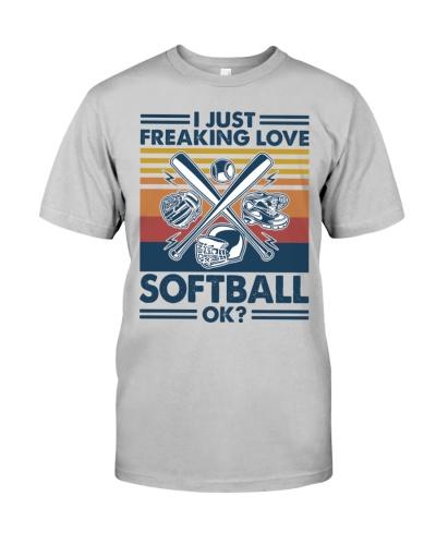 Freaking Love Softball
