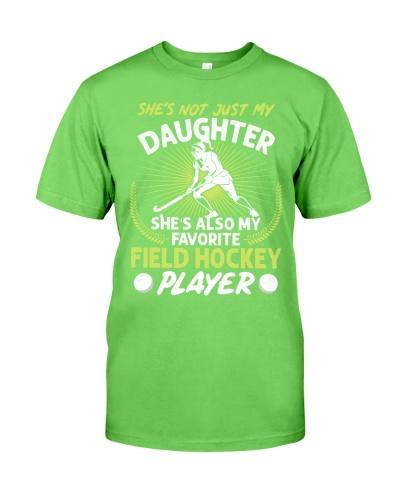 Daughter Field Hockey Player