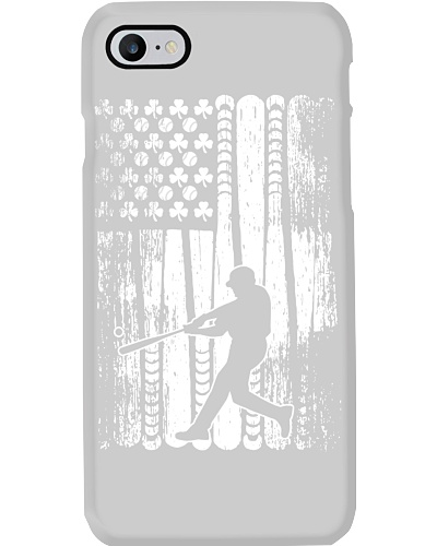 Irish American Flag Baseball