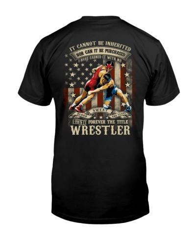 The Title Wrestler