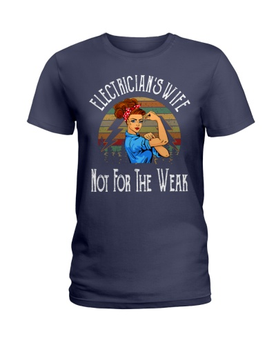 Electrician's Wife Not For The Weak