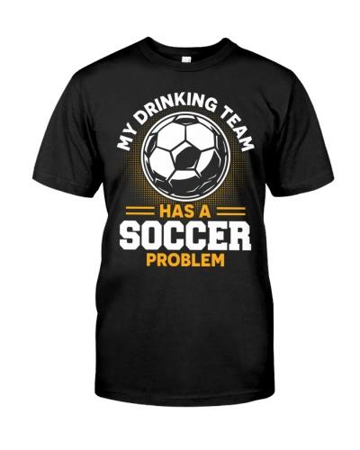 My Team Has A Soccer Problem