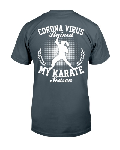 Karate Girl Season 2020 Backside