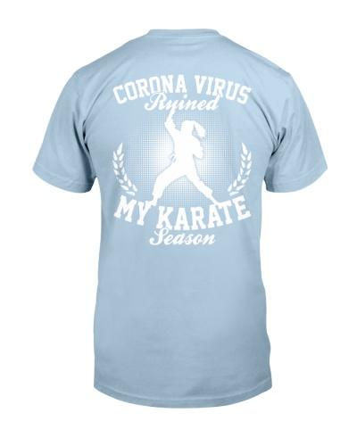 Karate Girl Season 2020 Backside