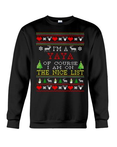 Yaya Ugly Christmas