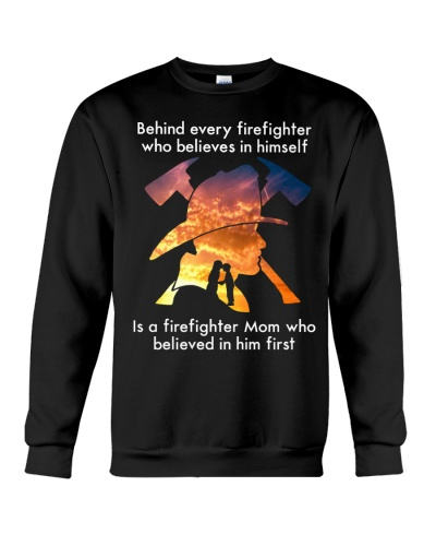 Firefighter Mom Who Believed In Him First