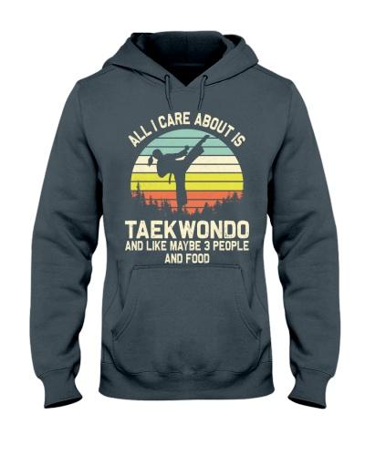 Care Taekwondo And Like 3 People