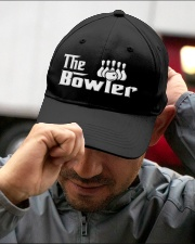 The Bowler Bowling Embroidered Hat garment-embroidery-hat-lifestyle-01