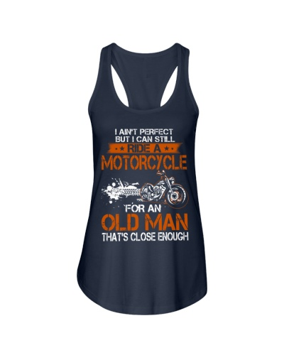 I Can Still Ride A Motorcycle For An Old Man