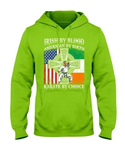 Karate Irish