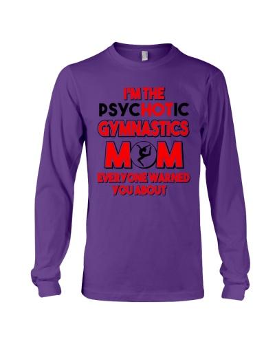 Hot Gymnastics Mom Gift