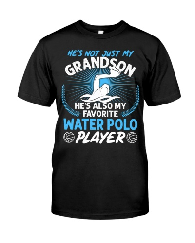 Grandson Water Polo Player