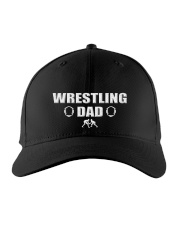 Wrestling Dad Embroidered Hat tile