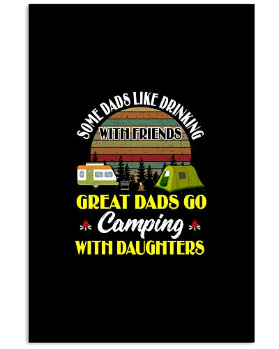 Great Dad Go Camping With Daughter