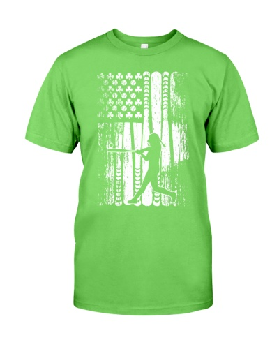 Irish American Flag Softball