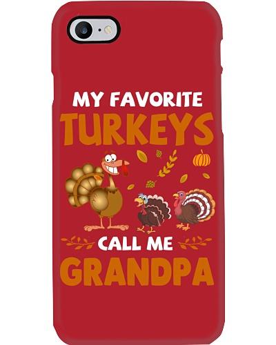 Thanksgiving Call Me Grandpa