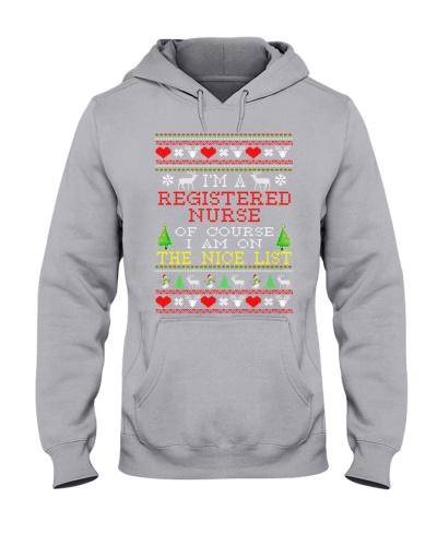 Registered Nurse Ugly Christmas