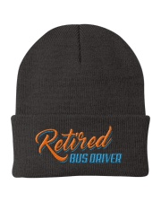 Retired Bus Driver Knit Beanie thumbnail