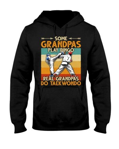 Real Grandpas Do Taekwondo