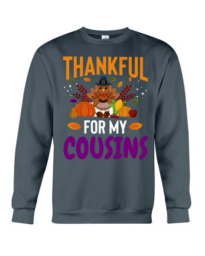 Thanksgiving Thankful For My Cousins